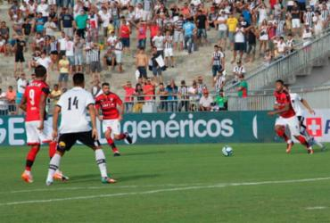 Vitória joga mal e leva 4 a 2 do Botafogo-PB