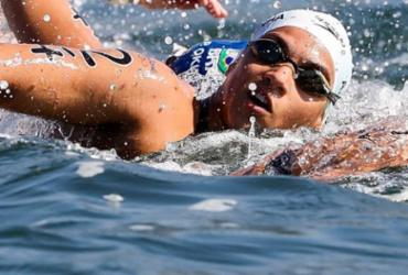 Ana Marcela vai treinar na Europa para a Olimpíada de Tóquio-2020