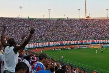 Já estão à venda os ingressos para Bahia x Juazeirense