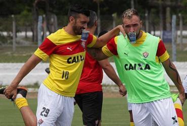 Vitória faz primeiro jogo decisivo do ano contra Luziânia pela Copa do Brasil