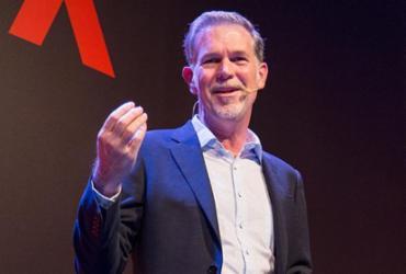 Cofundadador da Netflix diz que produzir originais continua sendo a receita de sucesso