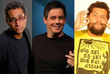 Humoristas baianos apresentam show Heróis do Humor