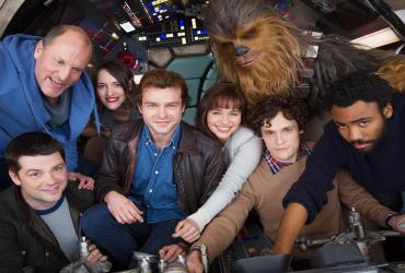 Filme de Han Solo começa a ser gravado em Londres