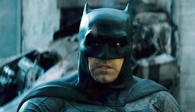 Ben Affleck vai interpretar Batman em pelo menos mais um filme, A Liga da Justiça - Foto: Divulgação