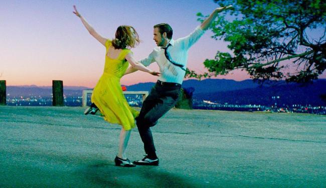 Emma Stone e Ryan Gosling concorrem ao Oscar - Foto: Divulgação
