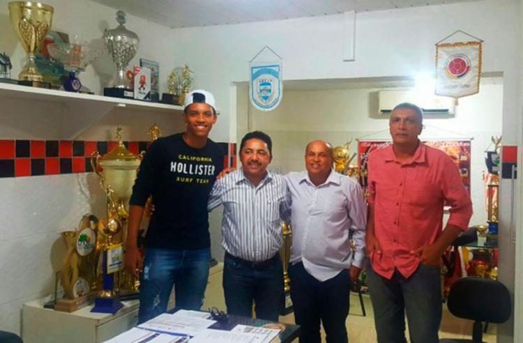 O negócio foi concretizado nesta sexta-feira - Foto: Juazeirense | Divulgação