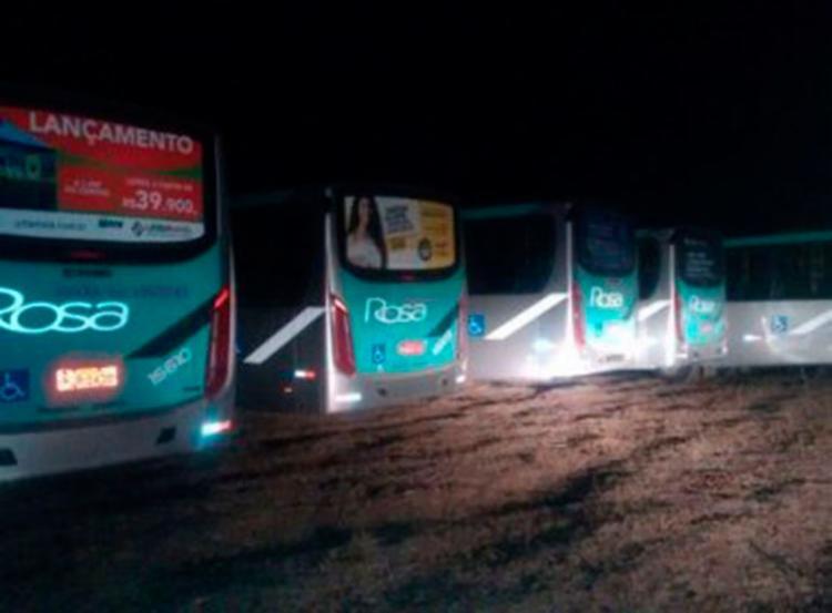 Os veículos estavam desaparecidos desde o último sábado, 28 - Foto: Reprodução | Site Acorda Cidade