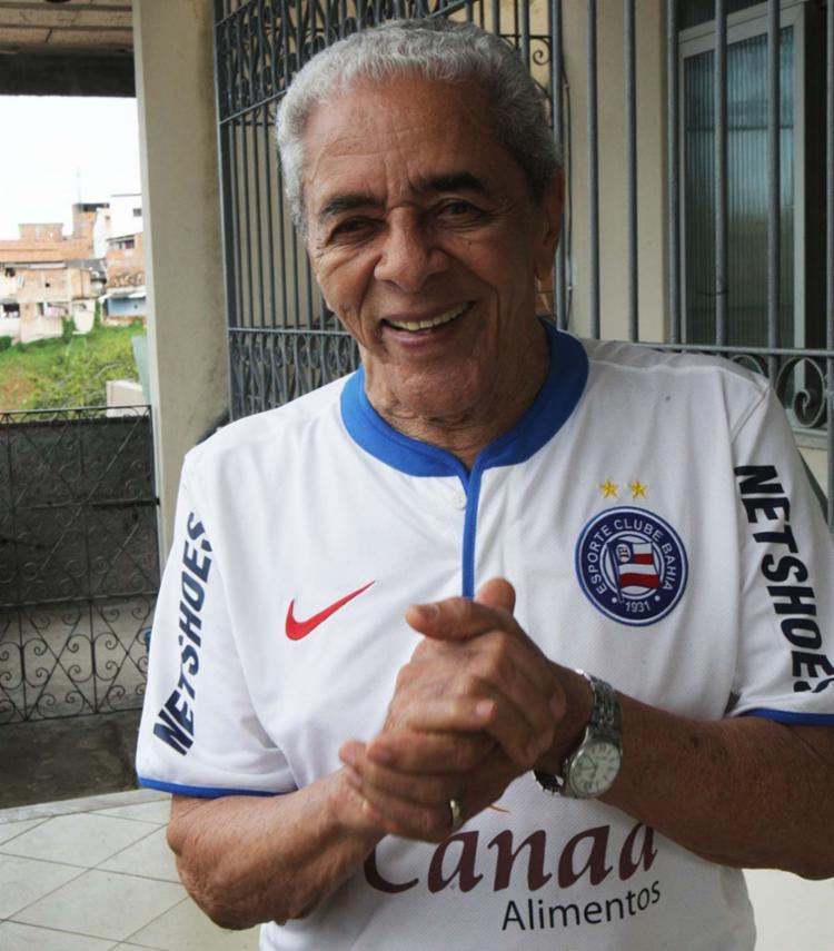 Francisco conta que já se sente mais disposto após intervenção - Foto: Margarida Neide   Ag. A TARDE