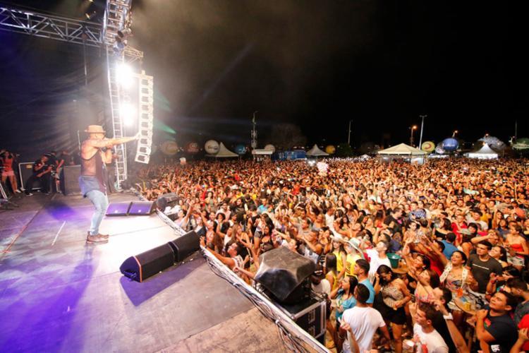 O Carnaval antecipado de Juazeiro começou nesta sexta, 10 - Foto: Ivan Cruz | Divulgação | PMJ