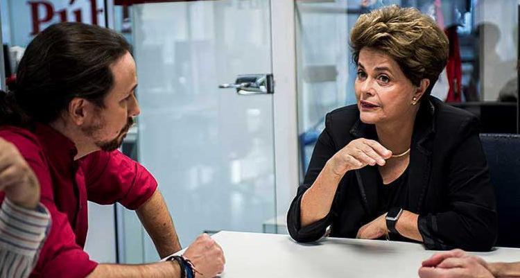 Dilma já havia sido indicada por Marcelo Odebrecht como testemunha em outro processo da Lava Jato - Foto: Reprodução | Facebook