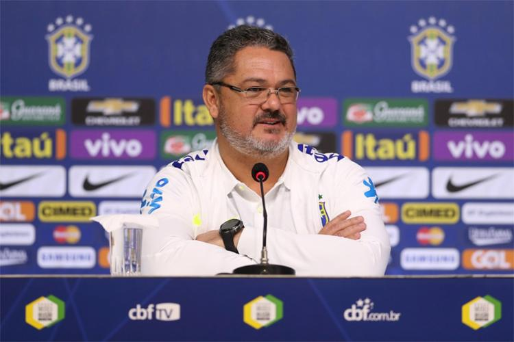 Rogério Micale, treinador: