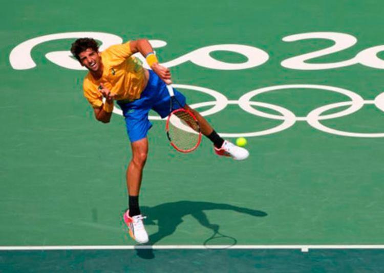 Bellucci voltou a ser número 1 do mundo - Foto: Kevin Lamarque | Reuters