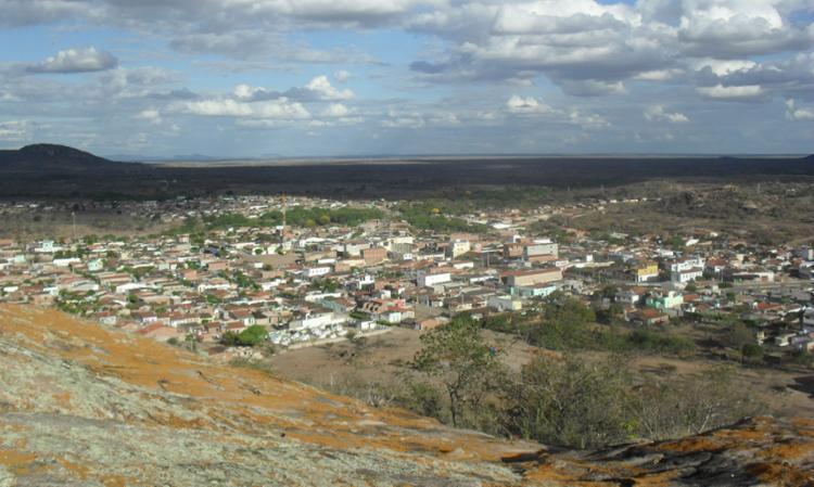 Crime chocou a cidade de Andorinha, a 427km de Salvador - Foto: Andorinha Zoom   Divulgação