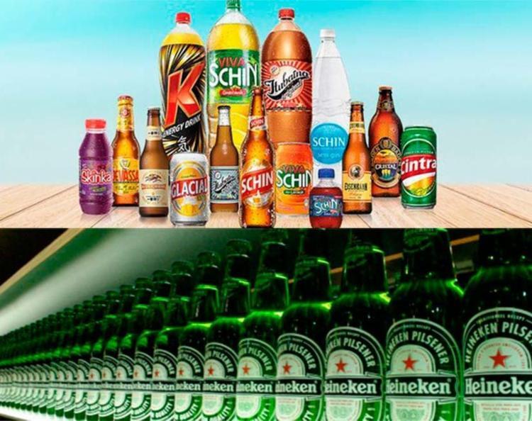 Heineken compra Kirin Brasil, empresa dona da Schin, por R$ 2,2 bilhões
