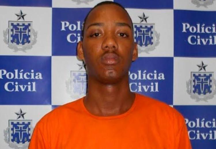 David esfaqueou a ex-mulher durante uma briga - Foto: Divulgação | Polícia Civil