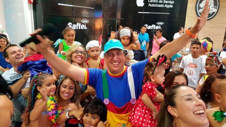 Festa já é tradição em shopping - Foto: Divulgação