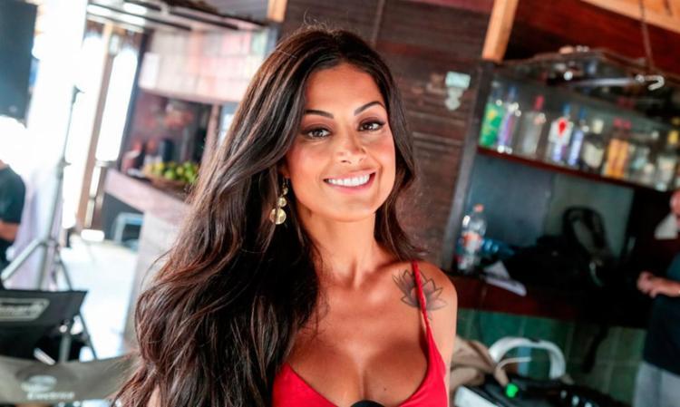 Aline Riscado vai estar presente em um camarote de Salvador - Foto: Divulgação