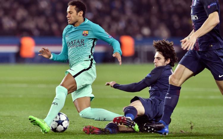Neymar reconheceu a dificuldade que o Barcelona terá para reverter a atual situação - Foto: Philippe Lopez | AFP