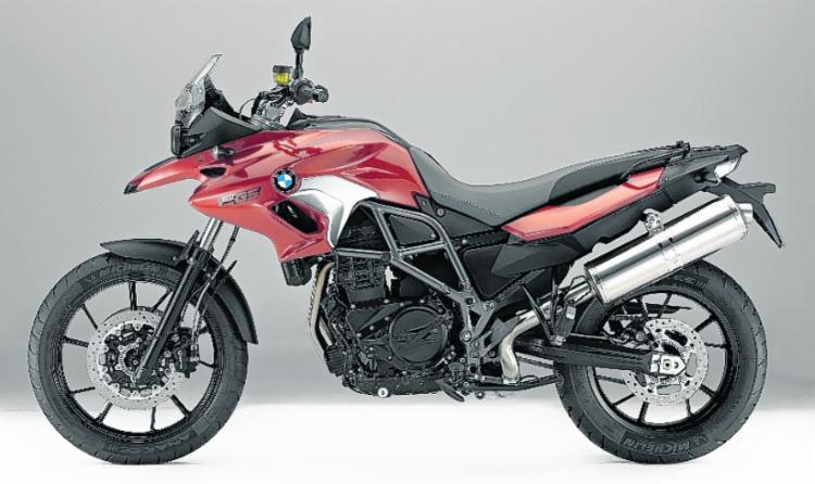 moto - Foto: Divulgação BMW