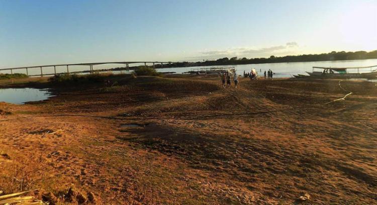 Estudo tem o propósito de obter dados para a gestão dos recursos hídricos nas bacias dos rios São Francisco e Tocantins - Foto: Miriam Hermes   Ag. A TARDE   2015