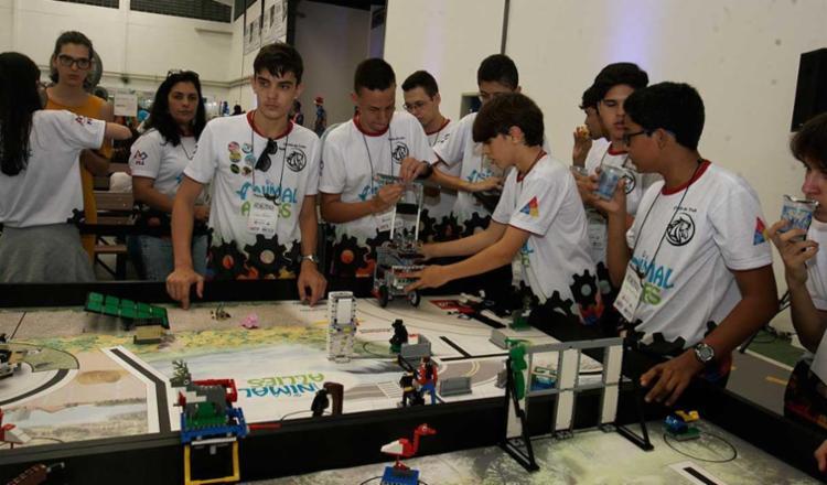 Seis equipes serão selecionadas para participar da fase nacional - Foto: Luciano da Matta | Ag. A TARDE