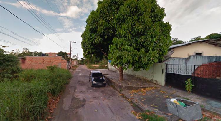 O crime aconteceu na rua da Penetração, em Vida Nova - Foto: Reprodução | Google Maps