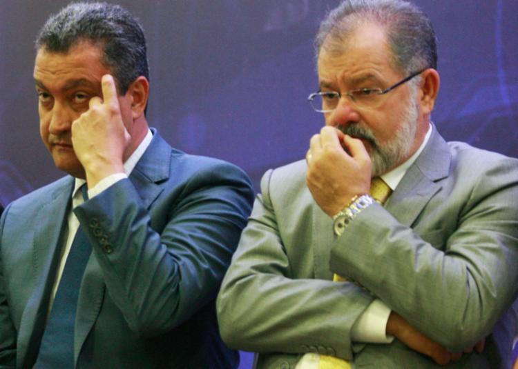 Rui Costa e Marcelo Nilo - Foto: Joá Souza | Ag. A TARDE | 18.07.2016