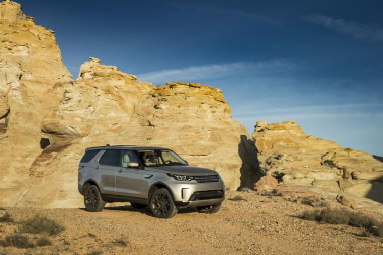 A quinta geração do SUV da Land Rover está mais