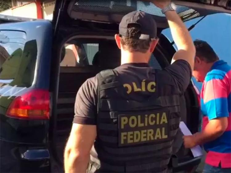 José Luiz Reis Inácio de Azevedo é investigado em esquema de desvio de verba - Foto: Divulgação | Polícia Federal
