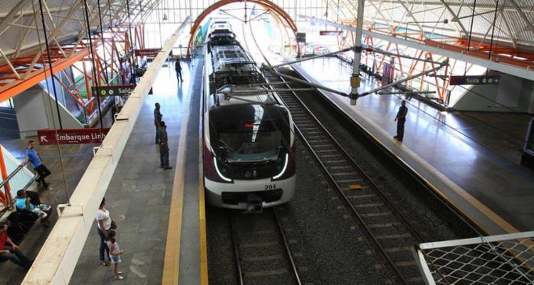 Metrô funciona das 5h às 0h - Foto: Margarida Neide | Ag. A TARDE