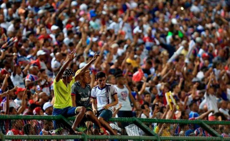 O duelo será neste sábado, 4 - Foto: Felipe Oliveira   EC Bahia