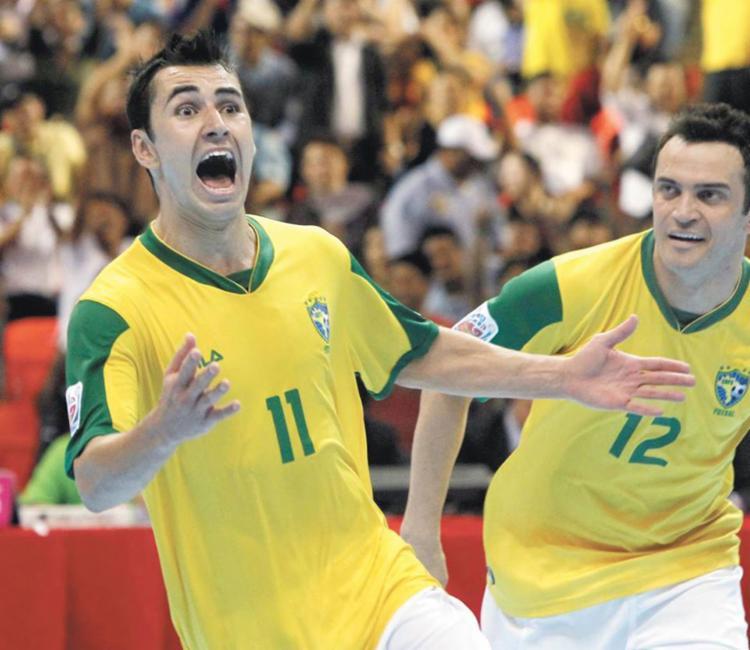 Neto foi o grande herói no campeonato mundial de 2012 - Foto: Reprodução | Facebook | CBFS