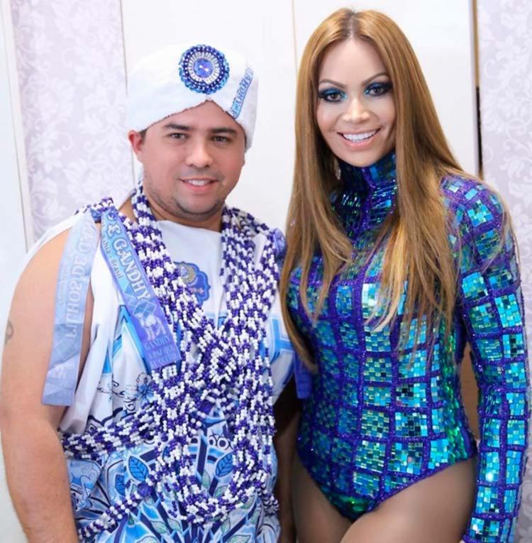 O Carnaval de 2017 é despedida para a banda: este ano, Solange Almeida deixa o grupo - Foto: Divulgação