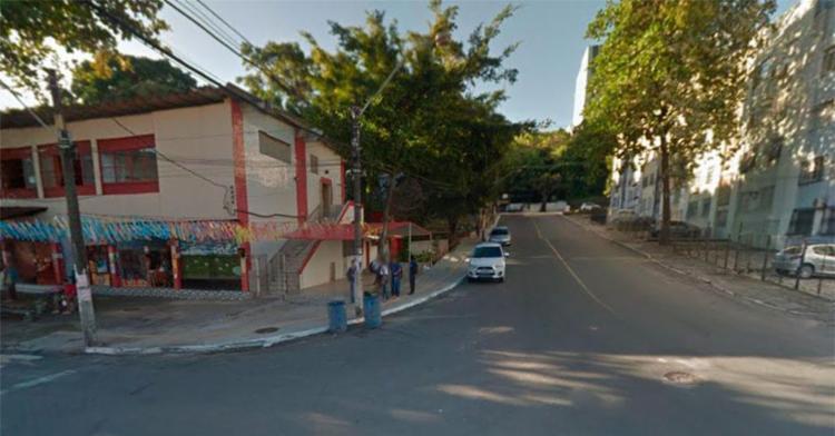 Crime aconteceu no Parque São Braz, no bairro da Federação - Foto: Reprodução | Google Maps