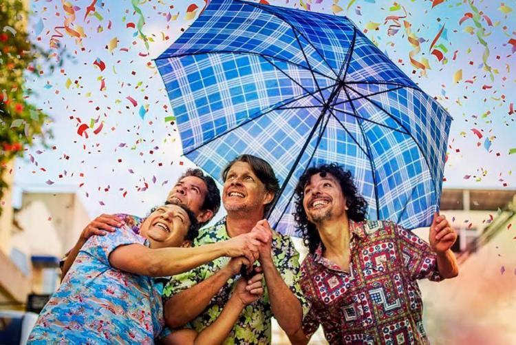 Banda irá animar os foliões em três dias de festa - Foto: Ligia Rizerio | Divulgação