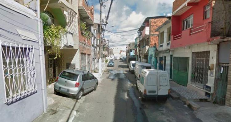 Corpo da menina foi achado dentro de imóvel na rua Inácio de Loyola - Foto: Reprodução   Google Maps