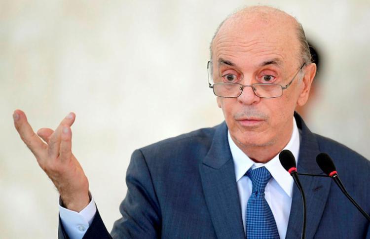 Serra alegou problemas de saúde para deixar governo de Temer - Foto: AFP