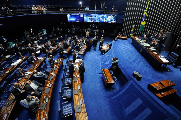 Está na pauta do Senado um Projeto de Lei que iguala premiação esportiva para homens e mulheres - Foto: Pedro França l Agência Senado l Divulgação