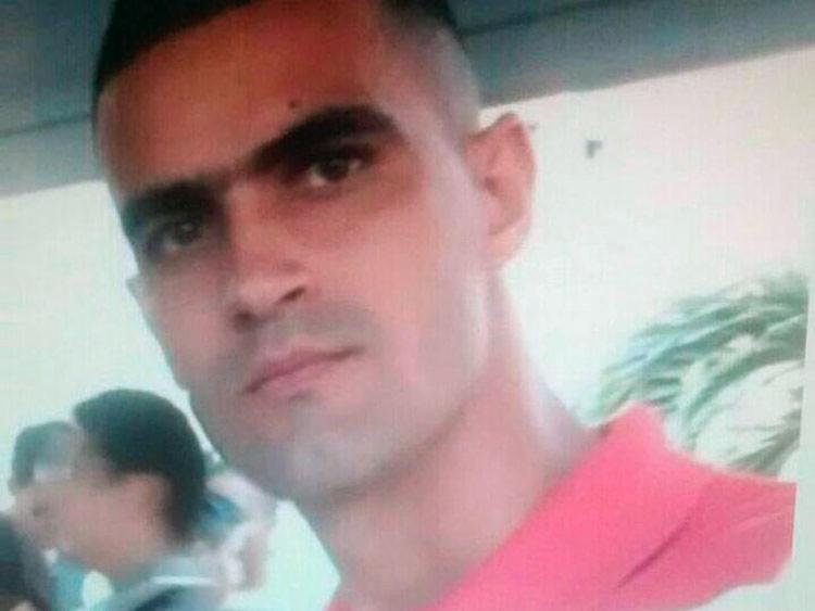 O Guarda municipal Ricardo Luiz Silva da Fonseca, é suspeito de atirar no ex-dançarino Marcelo Tosta - Foto: Divulgação