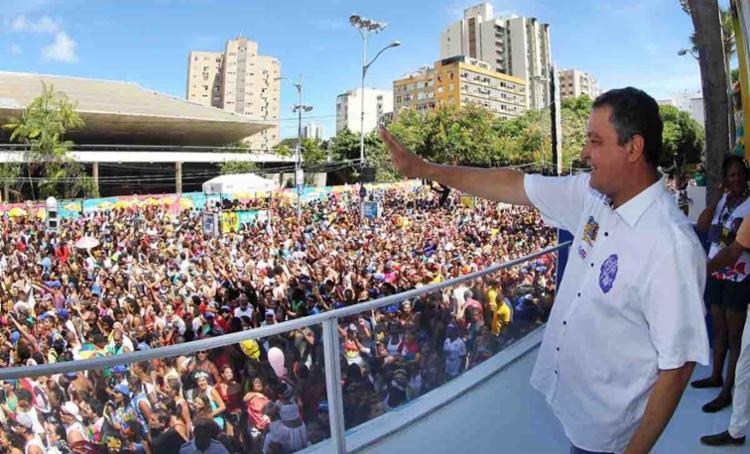 Segundo o governador, a visita dos chineses é uma oportunidade para divulgar o Carnaval - Foto: Divulgação