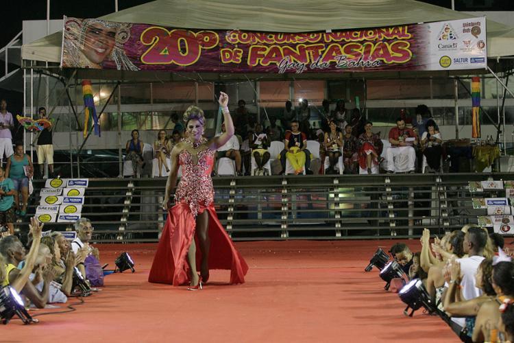 O 20º concurso foi realizado na Praça Municipal - Foto: Mila Cordeiro l Ag. A TARDE