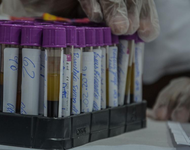 Já foram realizados 5.304 testes rápidos - Foto: Divulgação