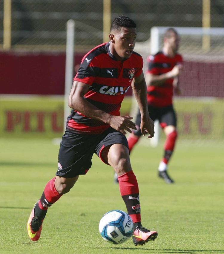 Atacante tem sido destaque do Leão nesta temporada - Foto: Adilton Venegeroles l Ag. A TARDE