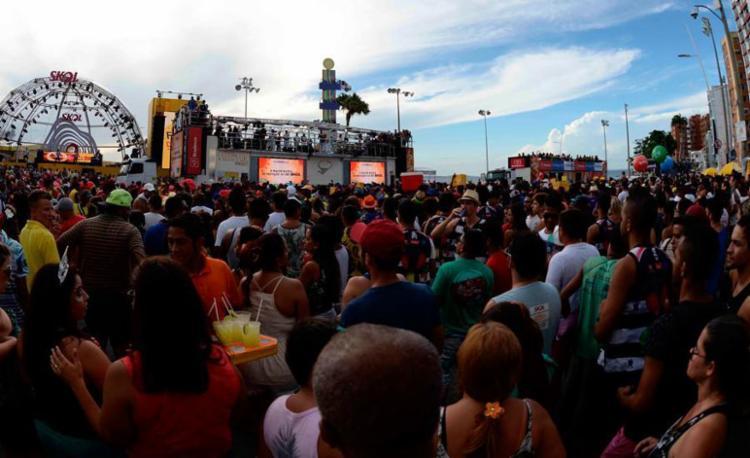 Em 2017, a Prefeitura fechou patrocínios para a festa que ficaram na casa dos R$ 30 milhões - Foto: Alfredo Filho | Angelo Pontes | Secom
