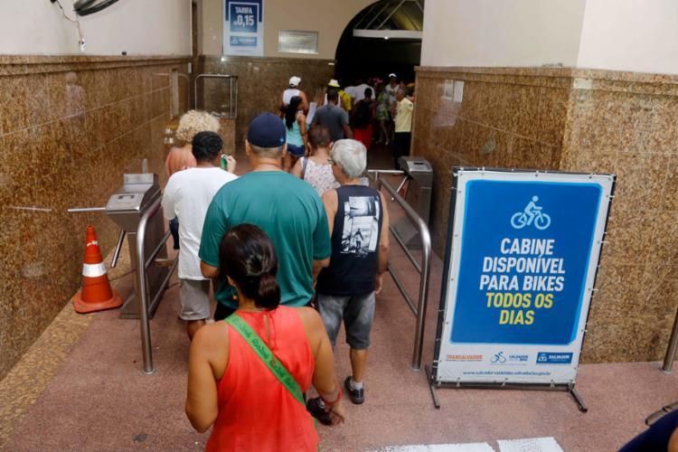 150 mil pessoas já utilizaram o serviço durante o Carnaval - Foto: Alfredo Filho | Secom PMS