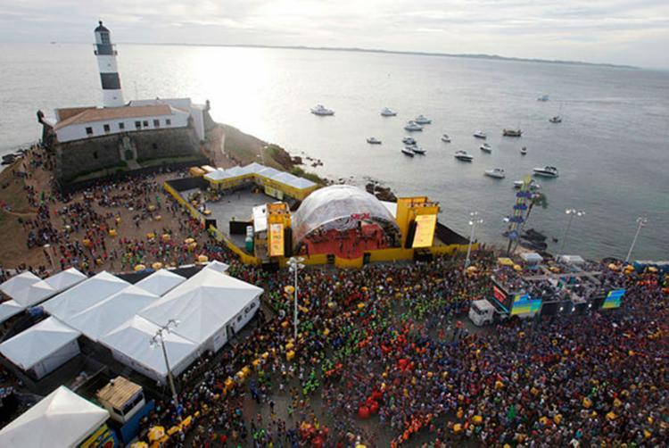 Pipoco e Palco Skol foram as novidades do Carnaval deste ano - Foto: Lúcio Távora   Ag. A TARDE