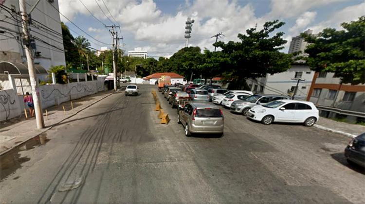 Veículo foi encontrado nas proximidades do Chopm1 - Foto: Reprodução | Google Maps