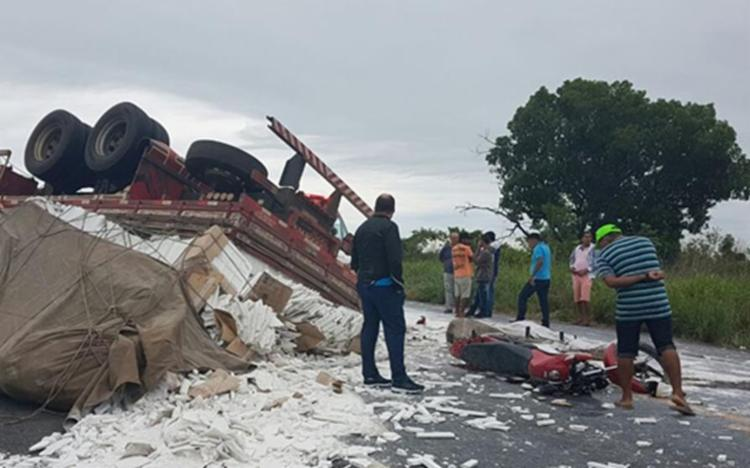 Acidentes ocorreram na madrugada de quinta-feira, 2 - Foto: Reprodução | Blog do Sigi Vilares