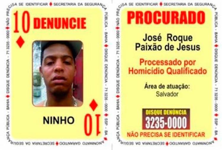 José Roque é acusado de ter cometido 17 homicídios - Foto: Divulgação | Polícia Civil
