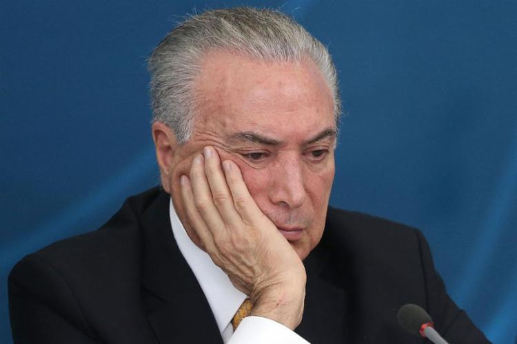 Presidente Michel Temer - Foto: Dida Sampaio | Estadão Conteúdo